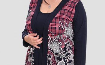 макси блузи