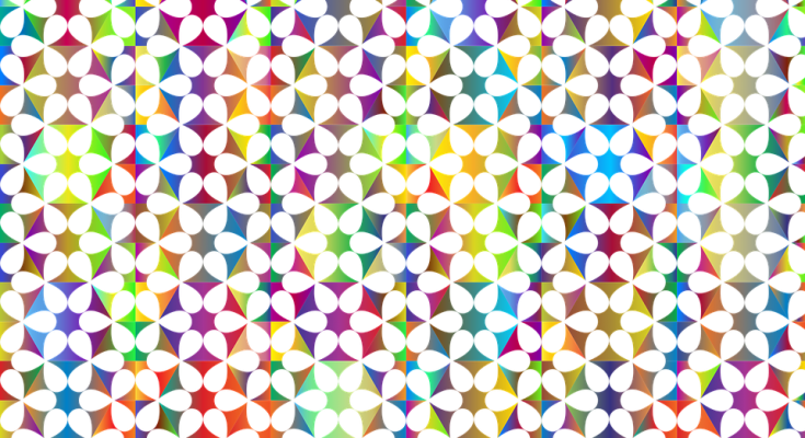 цветен тапет